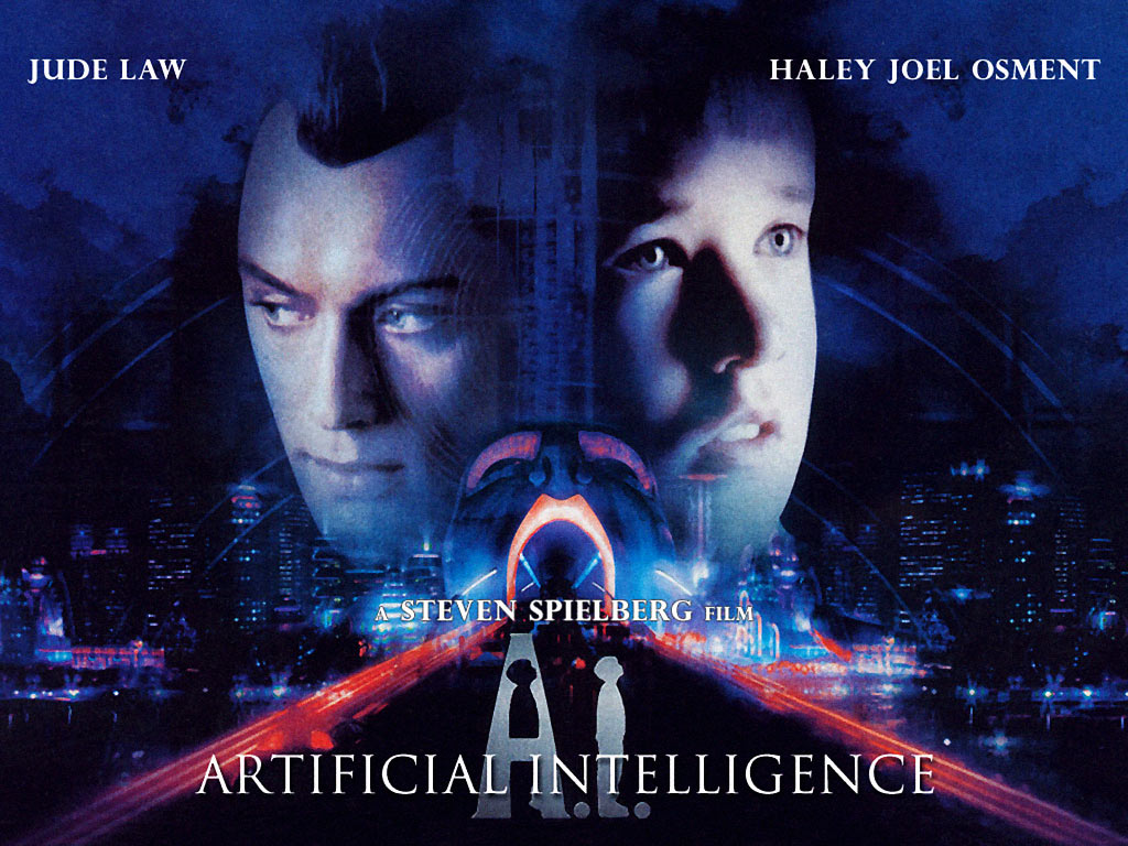 movie artificial intelligence review Artificial intelligence is the ultimate enemy here, one that simply cannot be beaten with time travel that's what makes the sequels -- in which ai also becomes the hero -- so special.