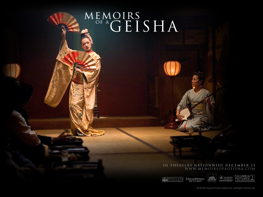Memoirs of a Geisha soundtrack - Wikipedia
