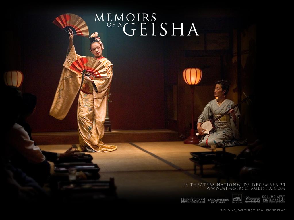 Memoirs of a geisha endings
